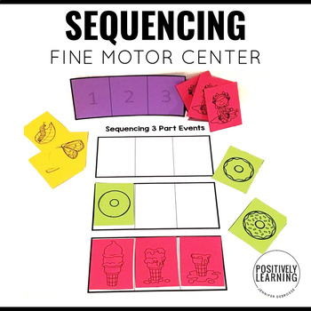 Sequencing Cards Center