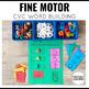 CVC Jenga Fine Motor Center
