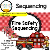 Sequencing: Fire Safety Plan