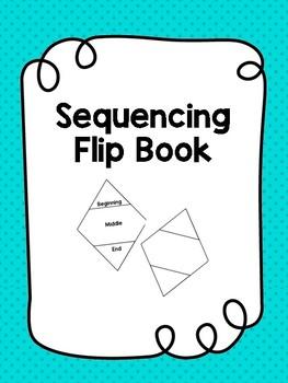 Sequencing Flip Book