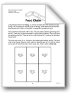 Sequencing: Food Chain and Baby