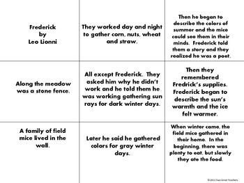 """Sequencing """"Frederick"""""""