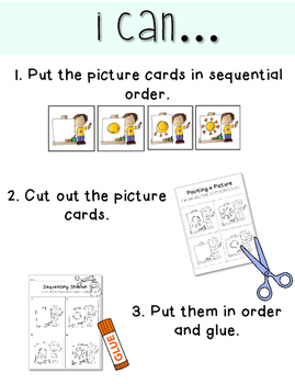 Sequencing Freebie