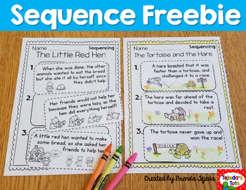 The Tortoise And The Hare Worksheets Teachers Pay Teachers