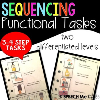 Sequencing Functional Tasks