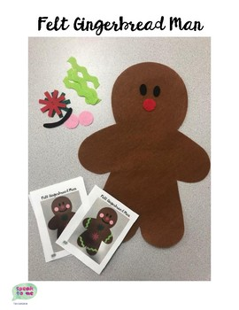 Sequencing Gingerbread Man