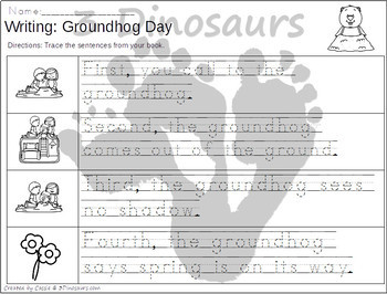 Sequencing: Groundhog Day (Two Versions)