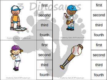 Sequencing: Hitting A Baseball