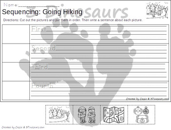 Sequencing: How To Go On A Hike