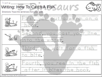 Sequencing: How to Catch a Fish