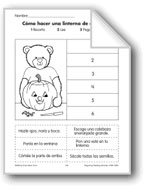 Sequencing: How to Make a Jack-o'-Lantern