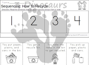 Sequencing: How to Recycle