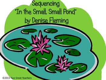 """Sequencing """"In a Small, Small Pond"""""""
