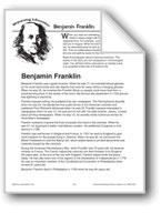 Sequencing Information: Benjamin Franklin