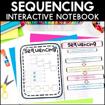 Sequencing Interactive Notebook Pages
