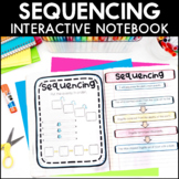 Sequencing - Reading Interactive Notebook | Distance Learning