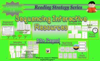 Sequencing Interactive Resources & Activities