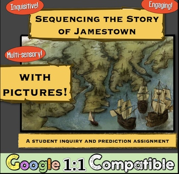 Jamestown sequencing with Pictures: An Introduction to the Nightmare! Google 1:1