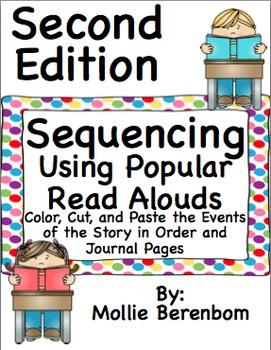 Sequencing Kindergarten (Using Read Alouds)