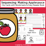 Sequencing: Making  Applesauce