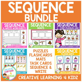 Sequencing Mega Bundle