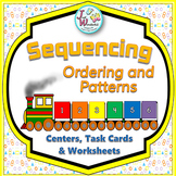 Sequencing Patterns and Ordering Math Activities