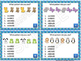 Sequencing / Patterns - Math Activities
