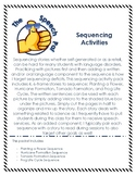 Sequencing Mini-Stories