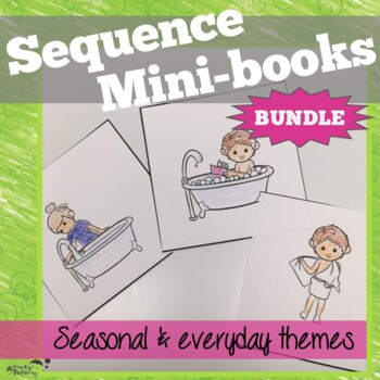 Sequencing Mini-book BUNDLE!