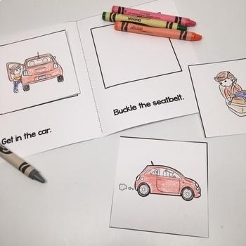 Sequencing Mini-book BUNDLE!