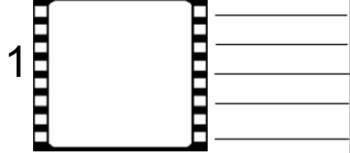 Sequencing Movie Strips