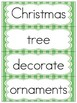 Sequencing Narrative Writing- Decorating a Tree