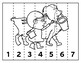 Sequencing Number Puzzles:  Maggi and Milo