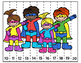 Sequencing Number Puzzles: Superhero Style