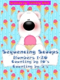 Sequencing Number Scoops