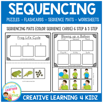 Sequencing Pack 3