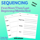 Sequencing Pack + Differentiation