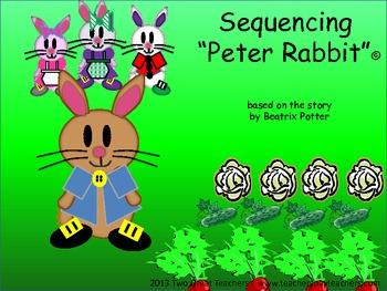 "Sequencing ""Peter Rabbit"""