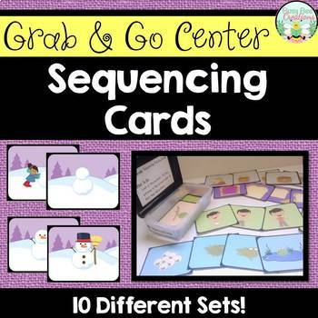Sequencing Picture Cards