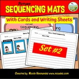 Sequencing Picture Cards (Beginning Middle End 'n First Ne
