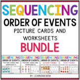 Sequencing Picture Cards - Sequencing Stories with Pictures BUNDLE