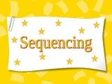 Sequencing PowerPoint Lesson