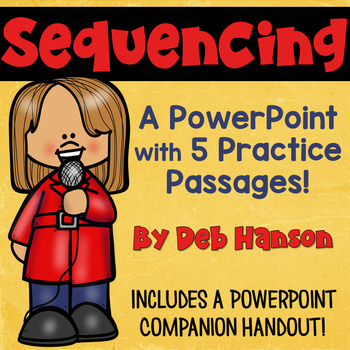 Sequencing PowerPoint for Reading Comprehension