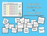 Sequencing Practice Games Using Time Lines of Colorado, U.S., and World History