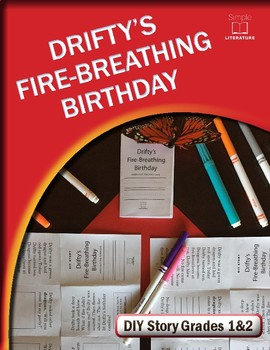 Sequencing Practice for Grades 1 & 2 — Drifty's Fire-Breathing Birthday