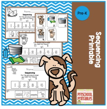 Sequencing Printable