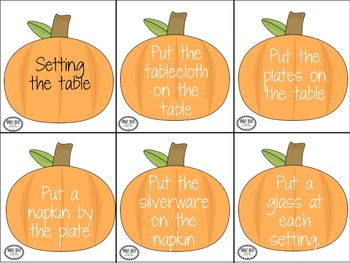 Sequencing Pumpkin Patch