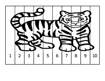 Sequencing Puzzles Pack 1