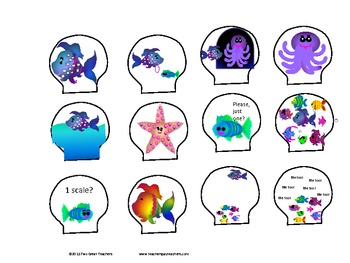"""Sequencing """"Rainbow Fish"""""""