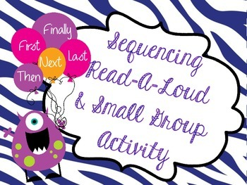 Sequencing Read-a-loud and Activities